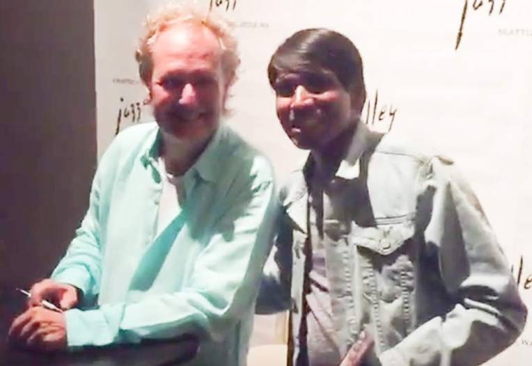 Victor Wooten, Lee Ritenour, Grammy award winning artists